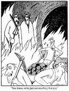 Oh the Far Side--- this is just one of my favorites.