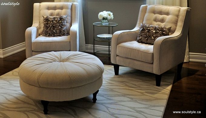 Master Bedroom Seating Area | For the Home | Pinterest | Bedroom ...
