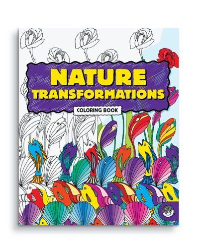 Coloring Book: Nature Transformation By MINDWARE, Http