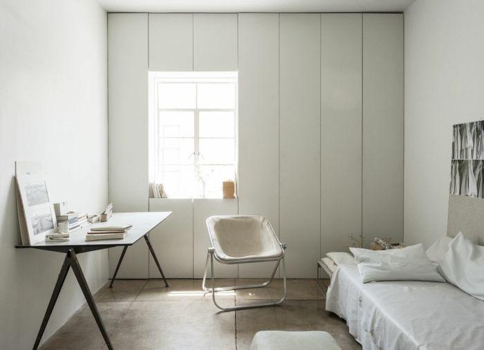 Kreative Wandgestaltung Mit Farbe Wanddesign Ideen Pastellfarben Weiss
