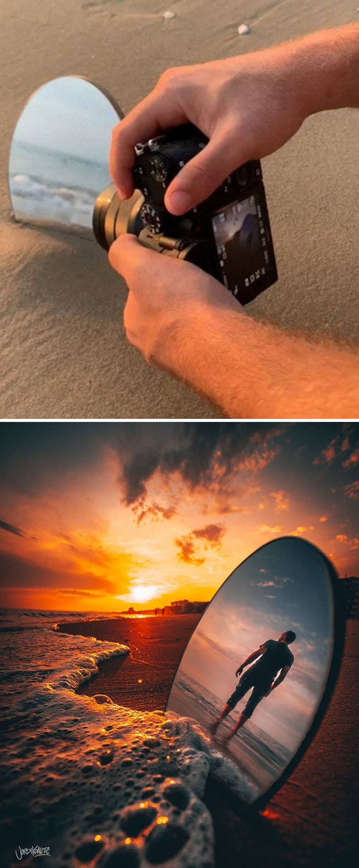 Photographer Uses Creative Tricks To Take Amazing Pictures (30 New Pics)