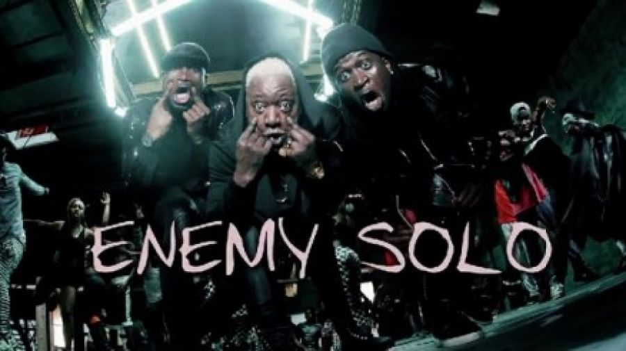 Enemy Solo -BY- P-square FT  Awilo Longomba [VIDEO] | www