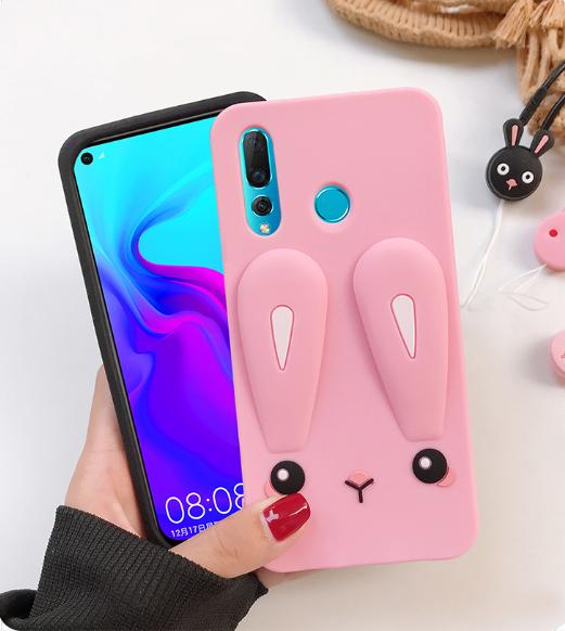 Huawei P30 Lite Cases Case Rabbit Cartoon Huawei