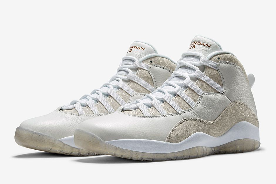 The Official Images Of Drake's Air Jordan 10
