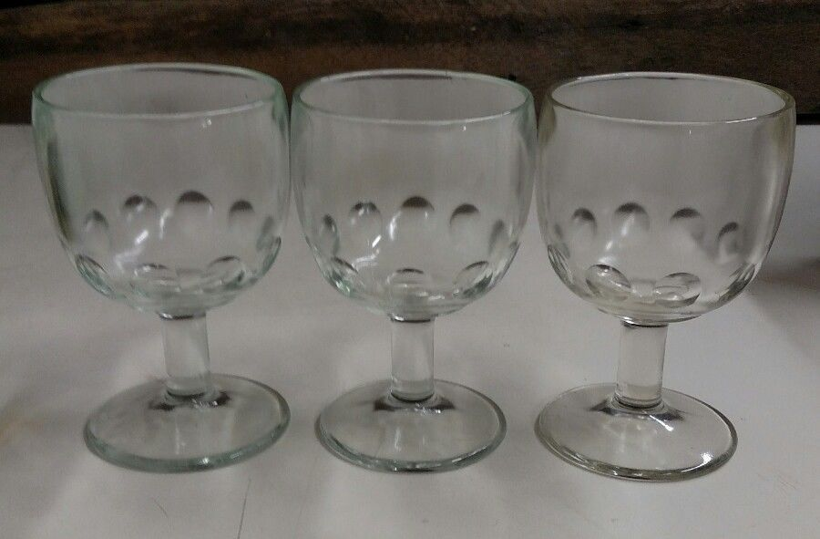Glasses we used to have bartlett collins thumbprint