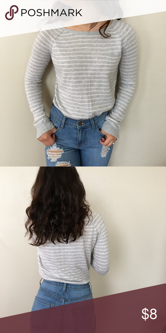 H&M} pocket knit sweater | Scoop neck, Conditioning and Customer ...