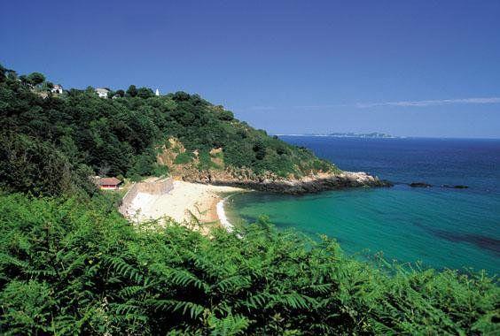 Fermain Bay | Guernsey | Guernsey channel islands, Guernsey ...