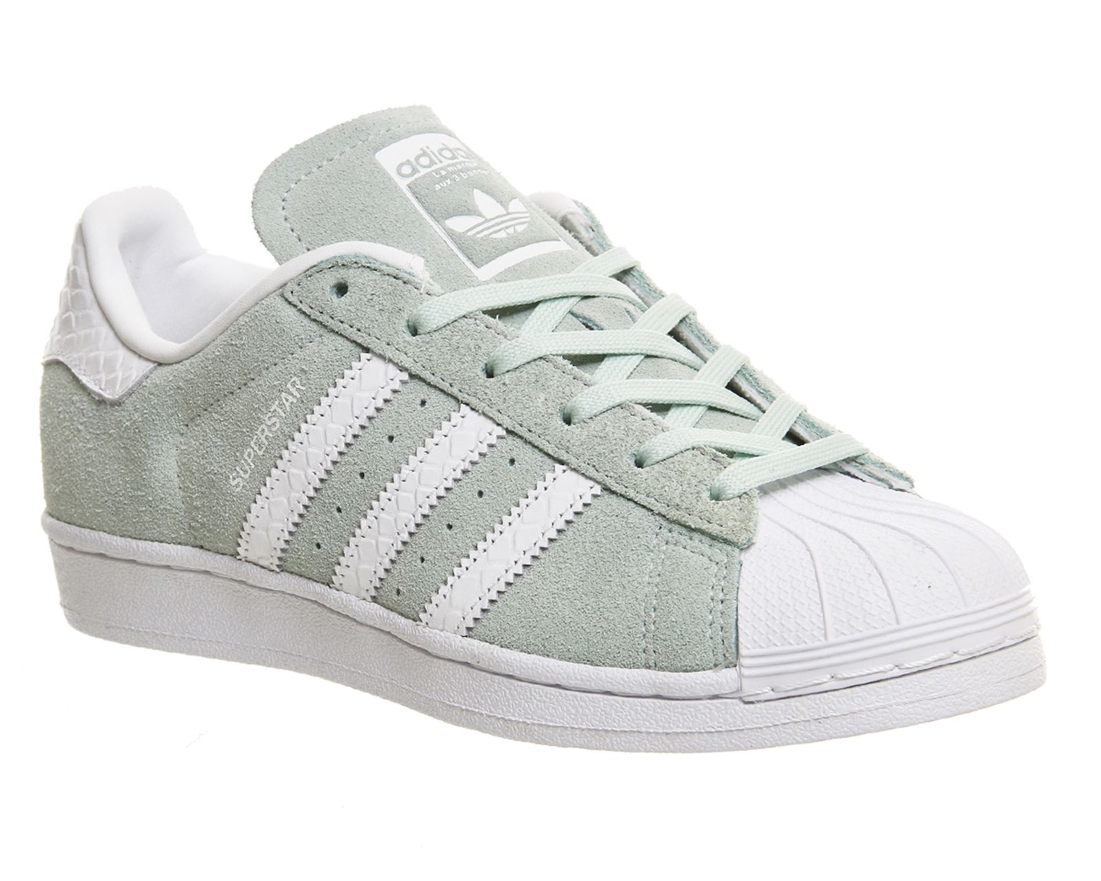 93d27de03deb buy adidas superstar mens buying now earthholistic0695  buy ice mint white  snake adidas superstar 1 from office.co.uk.