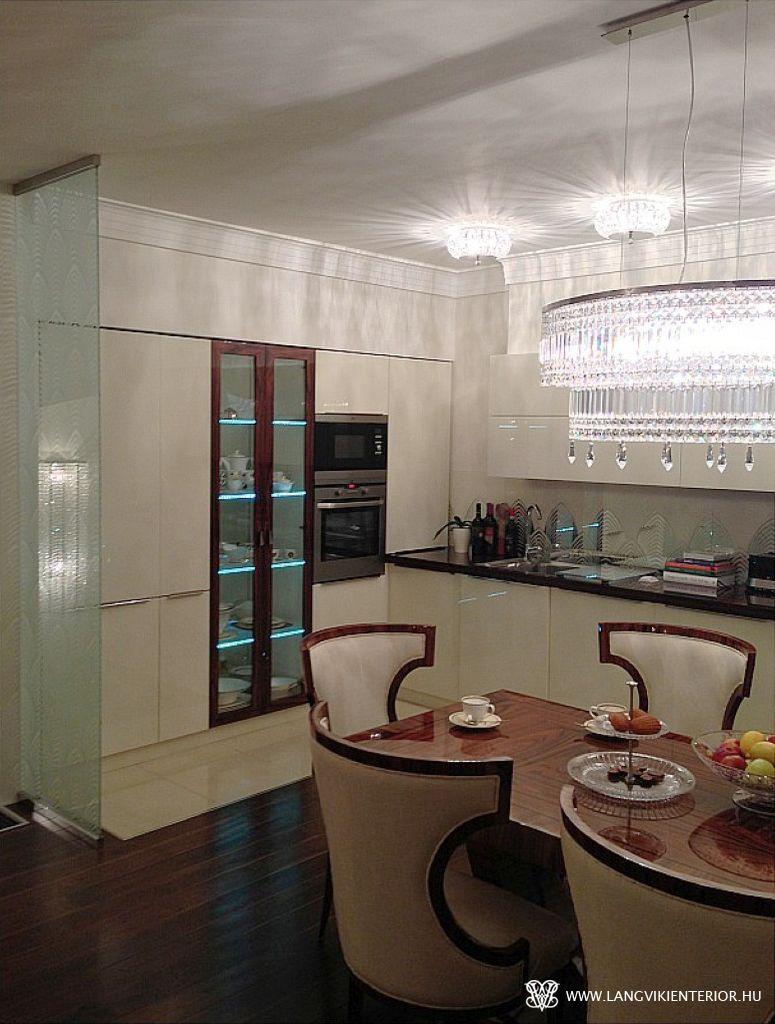 Eleg Ns Art Deco Lak S Mywork_artdeco Penthouse Pinterest  # Deco Salon Avec Tele Mas En Pierre