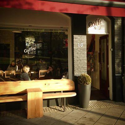 Coffee and Juices @ Hugo de Grootplein AMSTERDAM