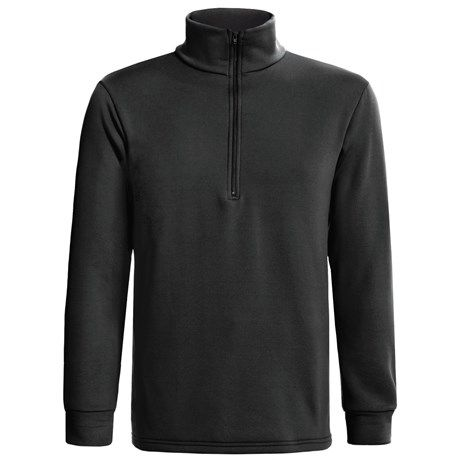 0b700a6a9 Kenyon Polartec® Power Stretch® Base Layer Top - Heavyweight, Zip Neck,  Long Sleeve (For Men) in Black (large for top and bottoms)