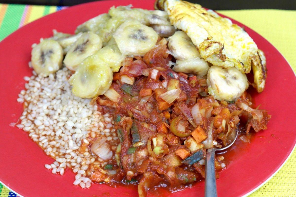 Cubaanse rijst ( Cuban rice) - Monique van der Vloed #cubanrice