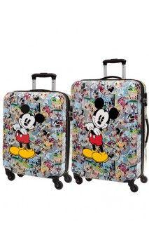 8c8dcbcbd5f26 Juego maletas infantiles Mickey Comic | Maletas infantiles en 2019 ...
