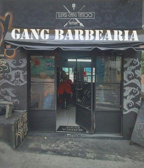 Gang Barbearia