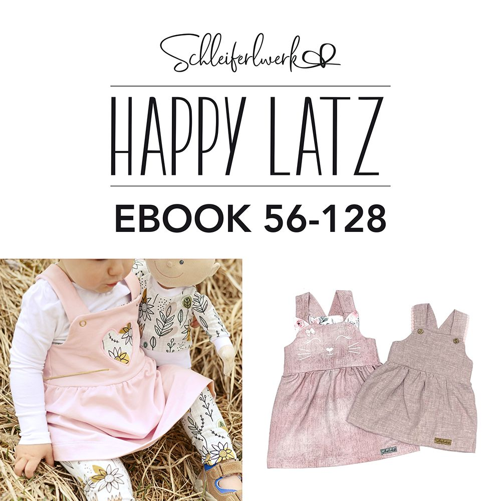ebook happy latz 56128  schleiferlwerk in 2020
