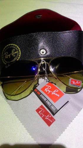 07d7bd6f18120 óculos ray ban aviator lente degradê marrom   Sublime Desejo ...