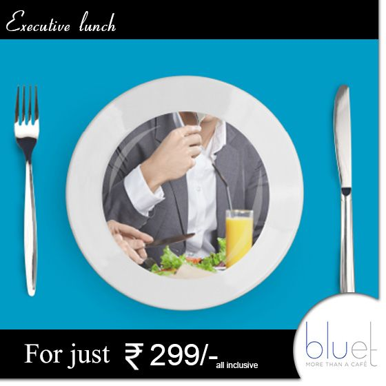 Choosing where to go for a delicious yet formal lunch can be a confusing decision to make. Have a delicious executive #lunch at the Best Western just for Rs. 299/-
