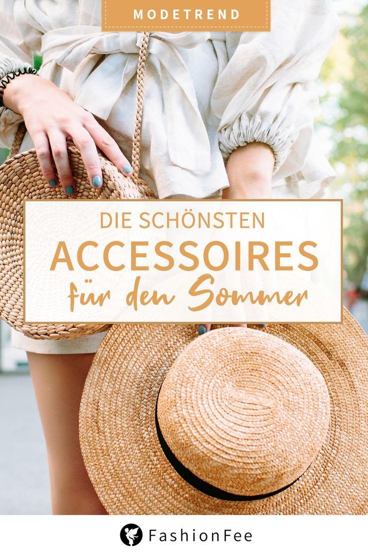 Frühlingsaccessoires: Das sind die schönsten Accessoire-Trends 2019!