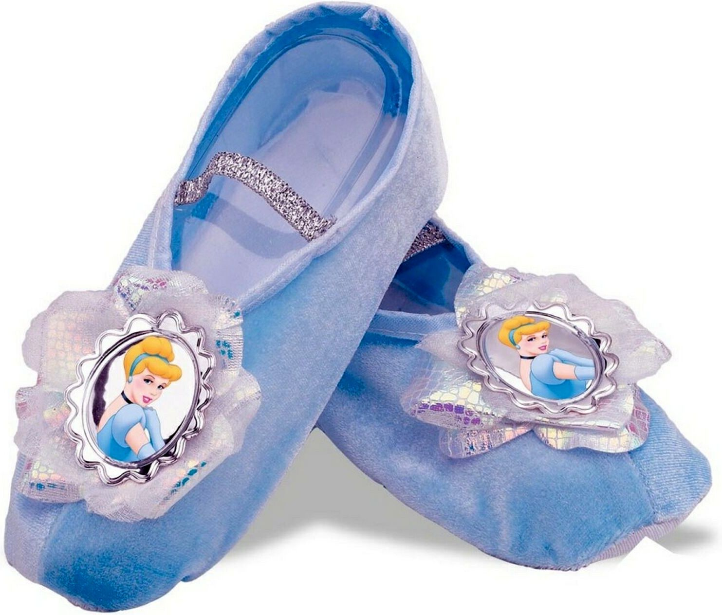 Cinderella Ballet Kids Slippers Girls Disney Costume