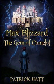 Max Blizzard And The Gem Of Camelot by Patrick Hatt ebook deal