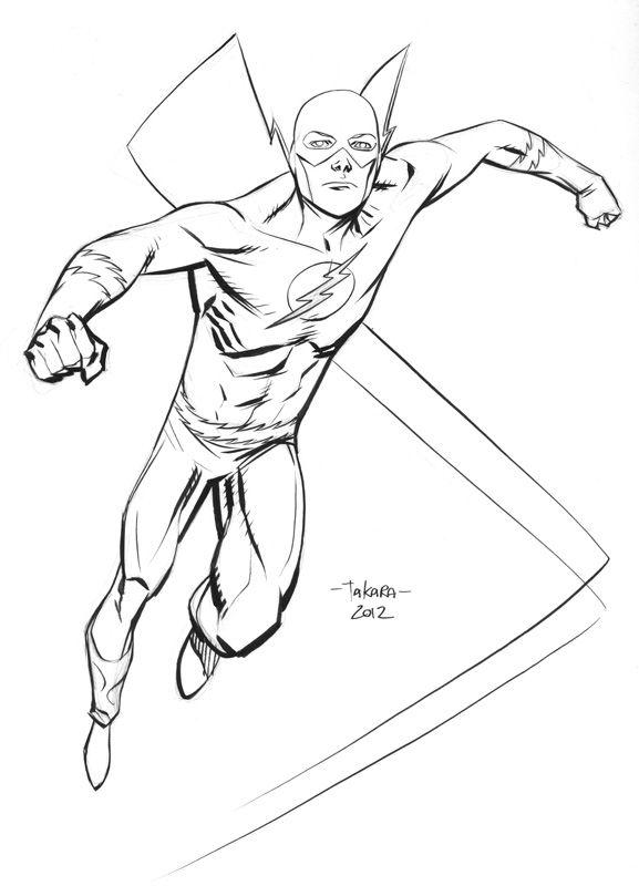 Pre NYCC Sketch