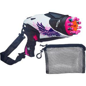 Nerf Rebelle Powerbelle Blaster Please Please Painted Blaster