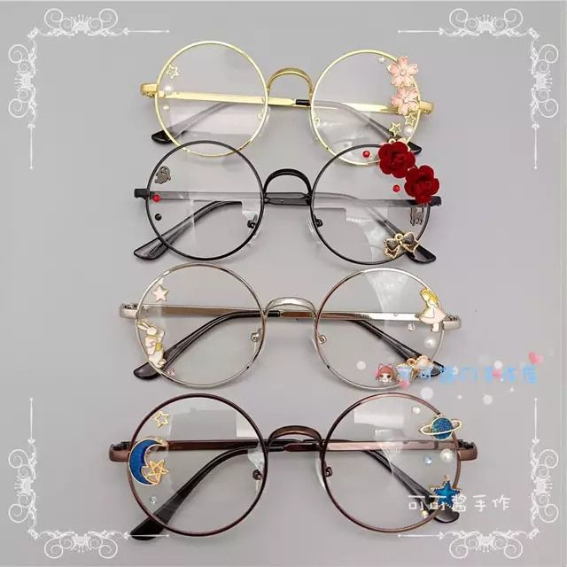 Online Shop Hand made the original lolita soft sister sweet Japanese harajuku girls round box cherry blossom put glasses cos who gay men   Aliexpress Mobile is part of Glasses fashion - Hand made the original lolita soft sister sweet Japanese harajuku girls round box cherry blossom put glasses cos who gay men on sale at reasonable prices, buy Hand made the original lolita soft sister sweet Japanese harajuku girls round box cherry blossom put glasses cos who gay men from mobile site on Aliexpress Now!