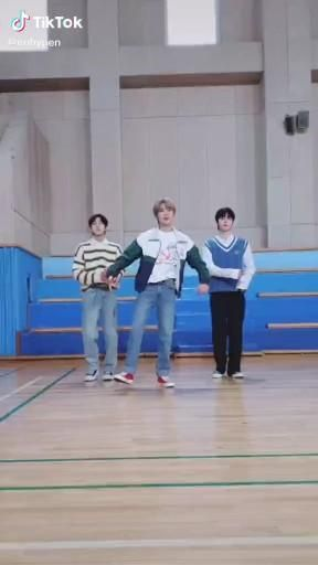 Sunghoon, Jungwon, & Ni-ki • ENHYPEN Official TikT