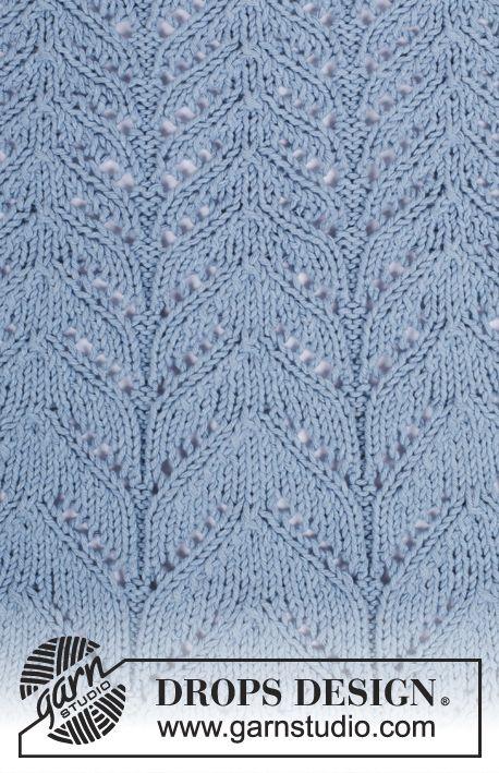Free Pattern | Dos agujas: motivos | Pinterest | Bufanda cuello, Dos ...