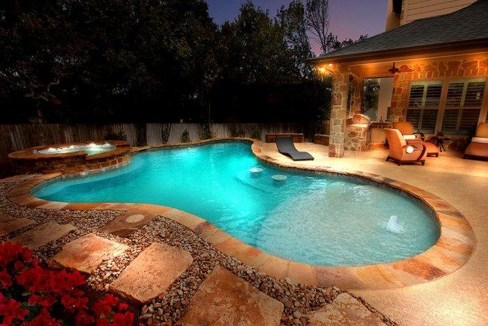 Designer Pools U0026 Outdoor Living, Central Texas Pool Builder, Austin Pool  Builder, Austin