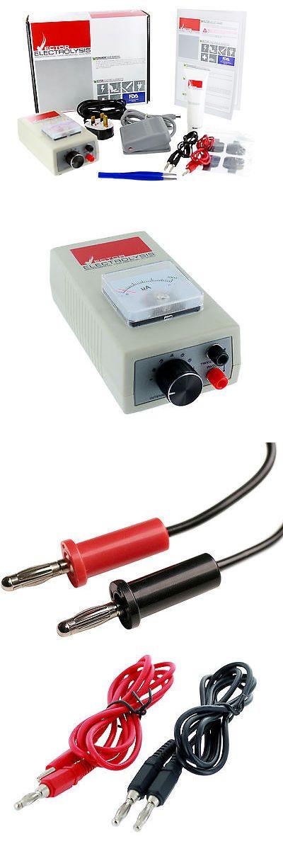 Epilators and Electrolysis: Vector Electrolysis Professional