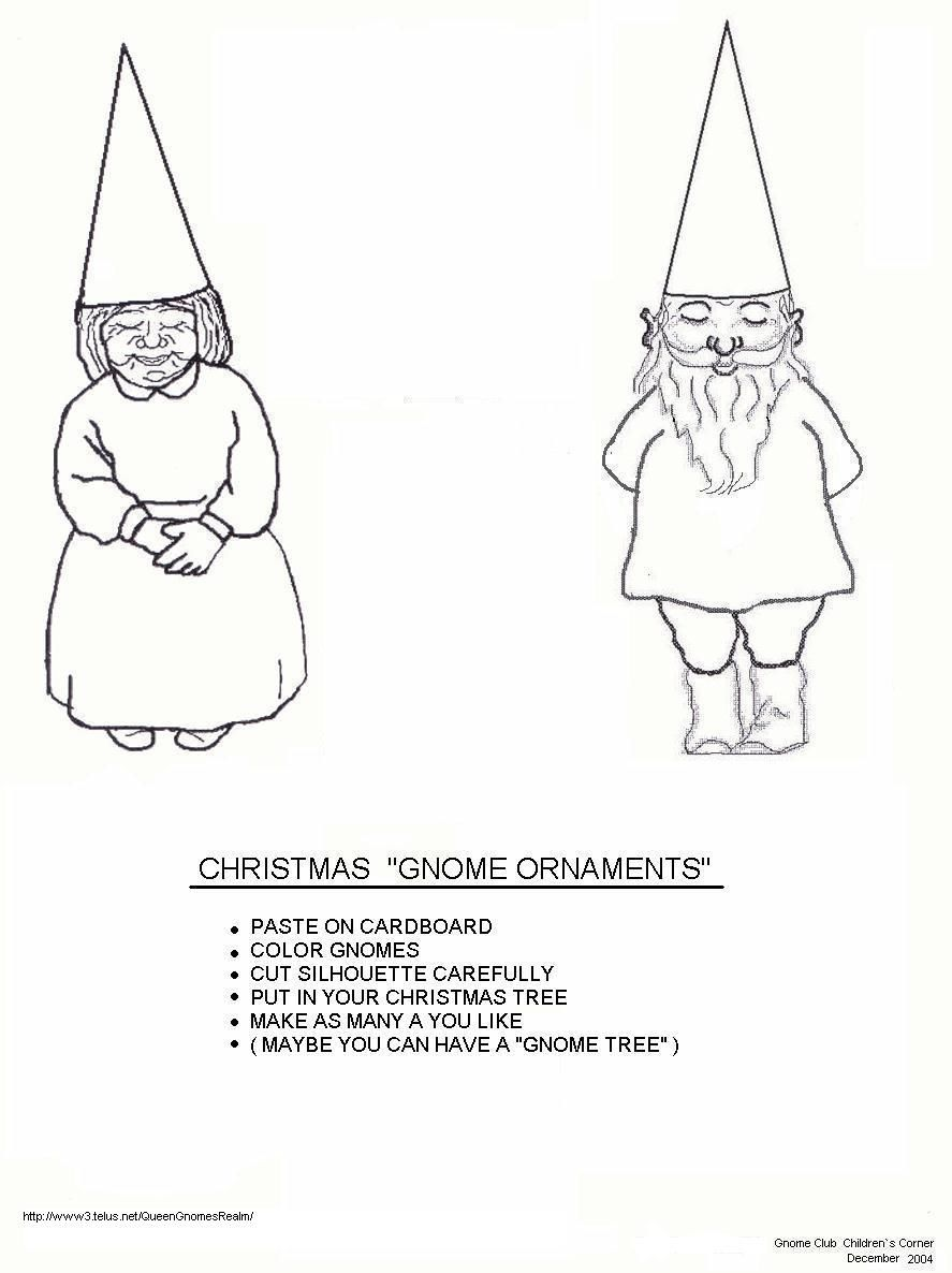 scandinavian gnome coloring pages photo 10