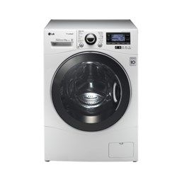 Lg F1495bdsa 12kg 1400rpm Freestanding Washing Machine White Washing Machine Washing Machine Lg White Washing Machines