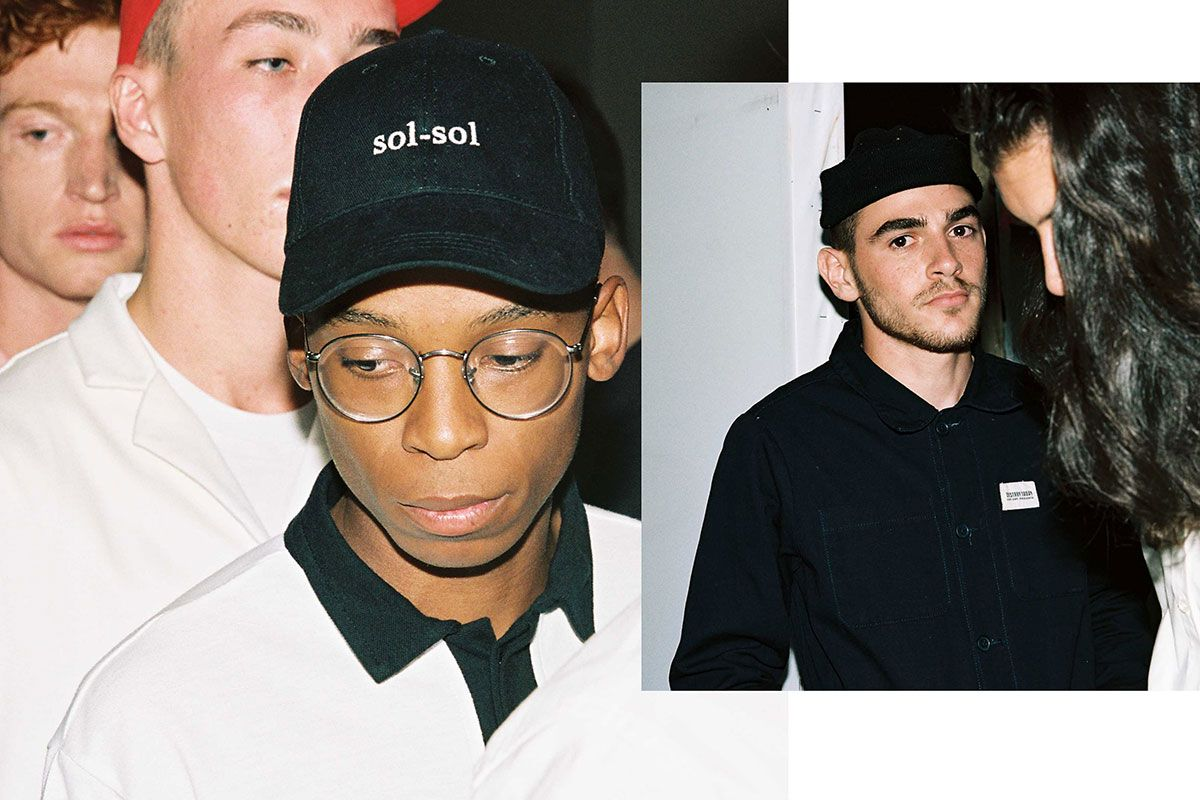 South-African menswear label SOL-SOL return with a new drop of reworked basics with a focus on fit, fabric, and design for FW17.