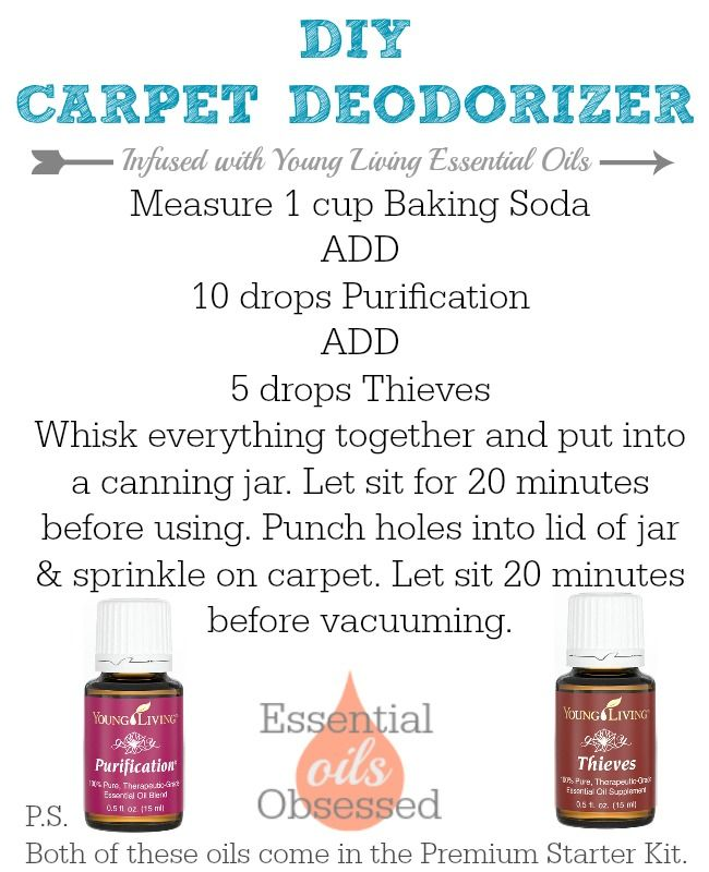 We All Know Accidents Happen Or Maybe You Just Need To Freshen Up Old Carpet This Is The Recip Essential Oils Cleaning Living Essentials Oils Essential Oils