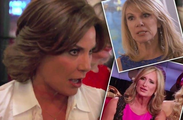 #Gossip Guest List Dissed! LuAnn Reveals 'RHONY' Housewives Won't Be ... https://t.co/vqN5GMsqUI
