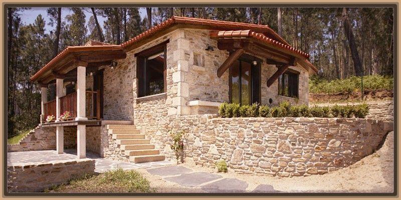 Fachadas de casas rusticas de ladrillo rojo archivos for Fachadas rusticas de piedra y ladrillo