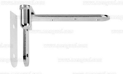 Bisagra ARNO para puertas desde 35mm para 35Kg sin regulación - 32.0532.4