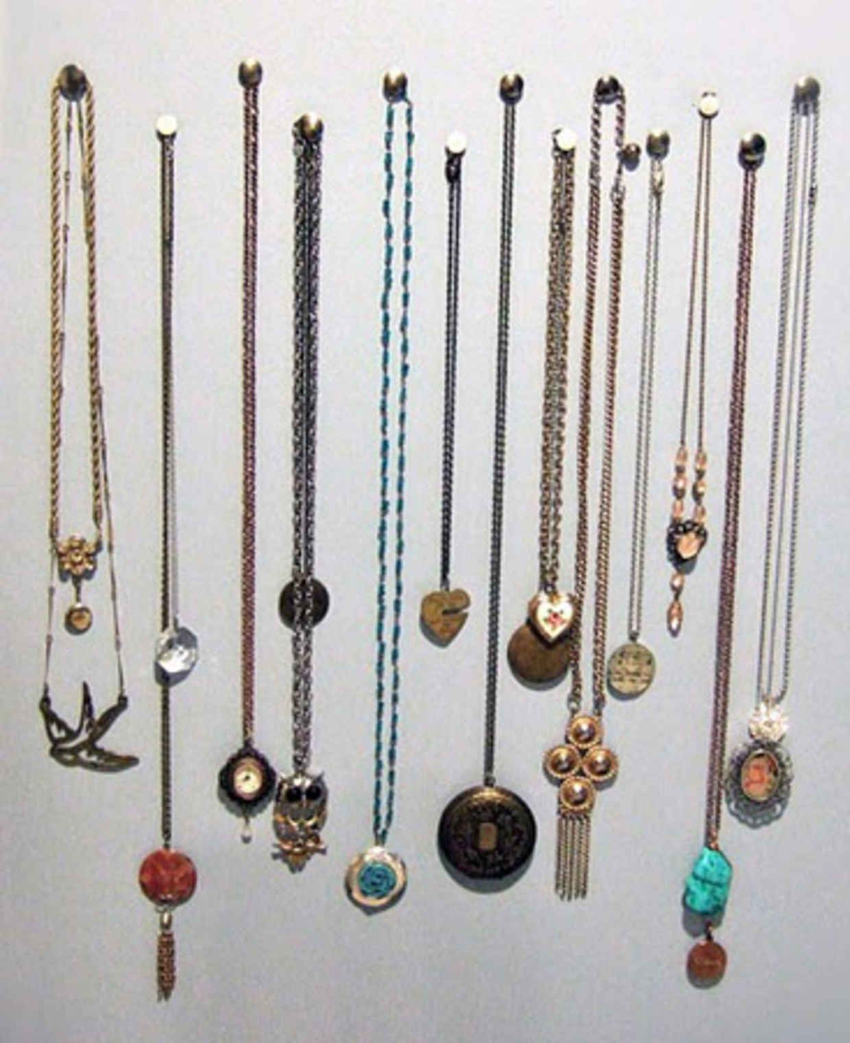 4 Creative Ways To Store Your Jewelry At College Jewellery Storage Creative Jewelry Storage Creative Jewelry