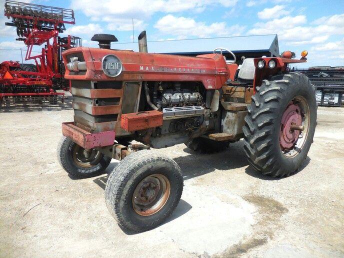 Masseyferguson 1150 Massey Ferguson Pinterest Tractor And