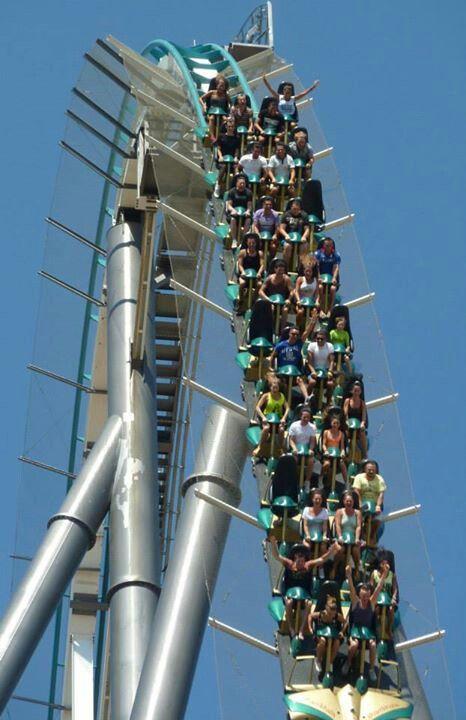 Pin By Nono Monteiro On El Meu Pais Catalunya Best Roller Coasters Amusement Park Rides Roller Coaster