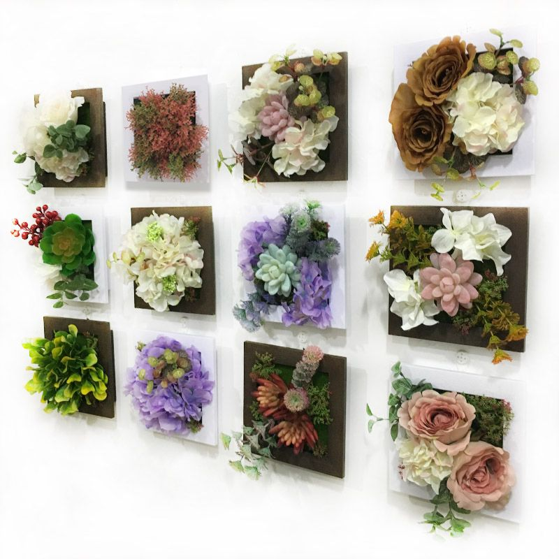 decorative baskets dried flowers small baskets country basket.htm new 3d artificial flowers succulent plants imitation wood photo  artificial flowers succulent plants