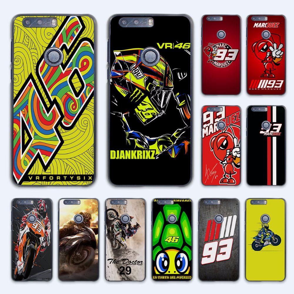 Art-design Custodia iPhone 7 / iPhone 8 Marc Marquez 93 Moto GP