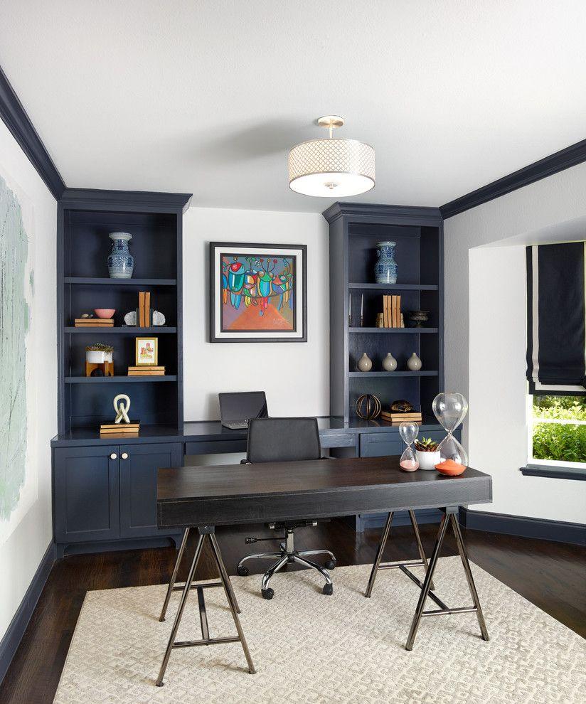 Transitional Home Office Furniture