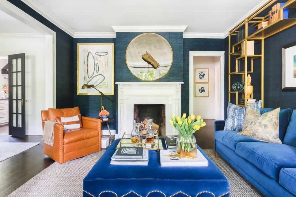 7 Color Mistakes To Avoid Hgtv Living Room Color Cozy Living Rooms Color Palette Living Room