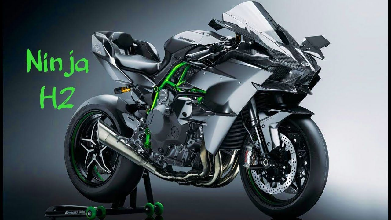 Kawasaki Ninja H2 Expensive Sports Bike Now In India Xe