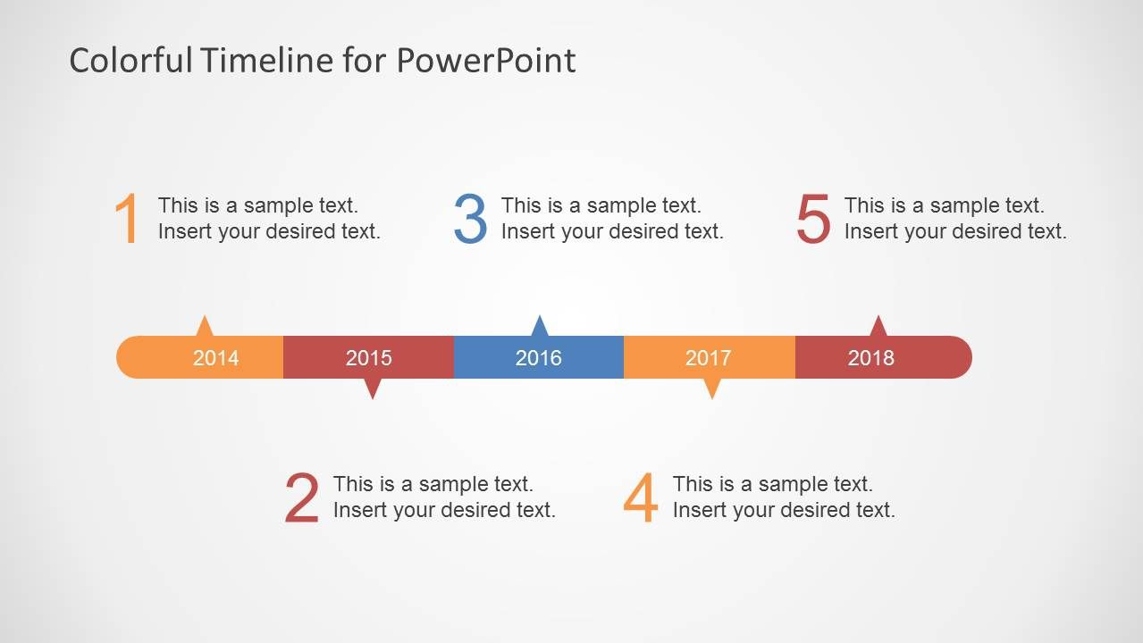 Vertical Rocket Timeline Template For PowerPoint Timeline And - Powerpoint timeline template