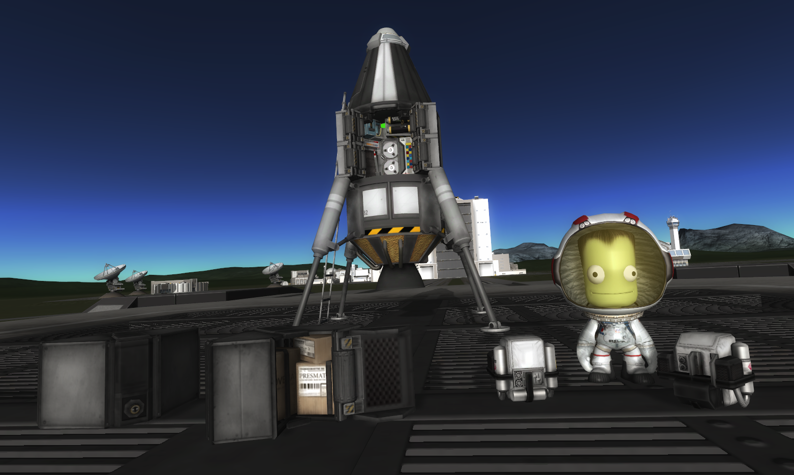 kerbal space program mods - HD 1562×935