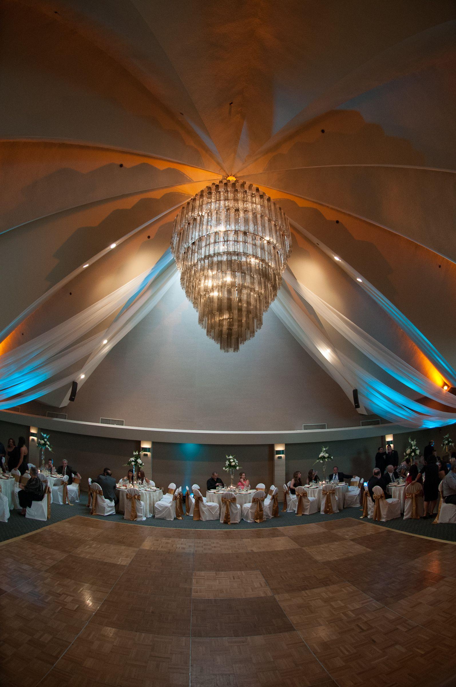 Wedding Lighting In Tampa Uplighting And Projection Monogram