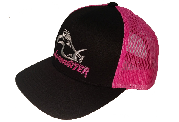 Major League Hog Hunter Pink Snapback